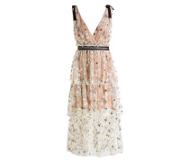 Kleid - nude
