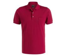 Piqué-Poloshirt modern fit - rot