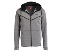 Sweatjacke TECH FLEECE WINDRUNNER - grau