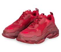 Sneaker TRIPLE S - BORDEAUX