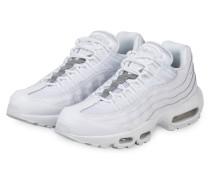 Sneaker AIR MAX 95 ESSENTIAL - WEISS/ GRAU