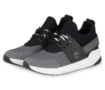Sneaker KIRI UP - schwarz/ weiss