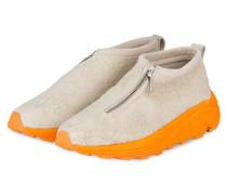 Hightop-Sneaker FONTESI - sand/ orange