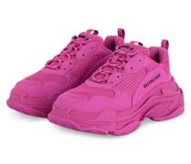 Plateau-Sneaker TRIPLE S - PINK