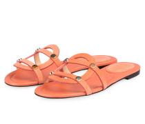 Sandalen DAMARIS - apricot