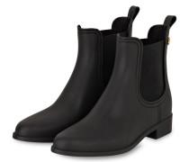 Gummi-Boots SPLASH - schwarz