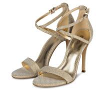 Sandaletten ANTONIA - PALE GOLD