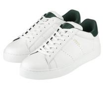 Sneaker DAVID 46A - WEISS/ BLAU/ ROT/ GRÜN