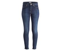 Skinny-Jeans NIKKI - denim blue