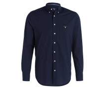 Hemd Regular-Fit - navy