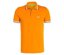 Piqué-Poloshirt PADDY Modern-Fit - orange