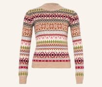 Pullover HOT mit Alpaka