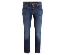 Jeans Straight-Fit - 003 dk blau