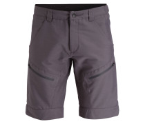 Outdoor-Shorts ELBERT II - grau