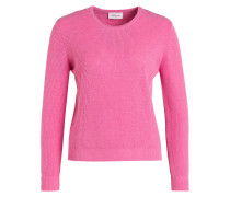 Wollpullover REGINA - pink
