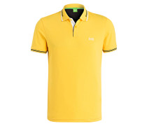 Piqué-Poloshirt PAUL Slim Fit - gelb
