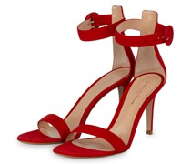 Sandaletten PORTOFINO - ROT