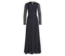 Kleid NARCISSUS mit Seide