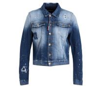 Jeansjacke - hellblau/ blau