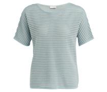 Strick-Shirt - türkis