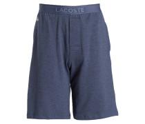 Lounge-Shorts - graublau