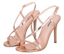 Sandaletten MADEENA - roségold