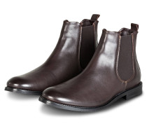 Chelsea-Boots ALIAS CLASSIC - DUNKELBRAUN