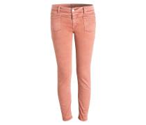 7/8-Jeans von PEDAL X COLOUR - rot