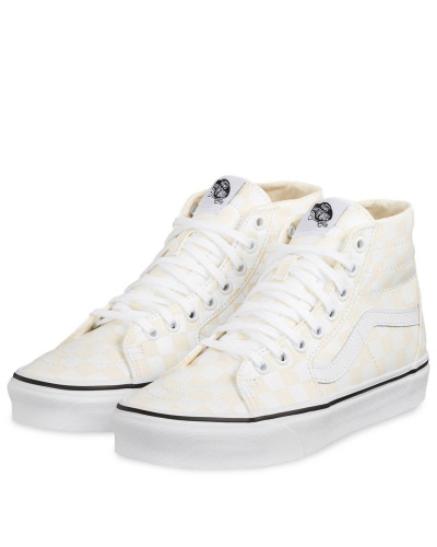 Hightop-Sneaker SKATE HIGH - WEISS/ ECRU