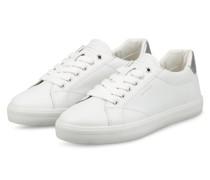 Sneaker SEAVILLE - WEISS/ SILBER