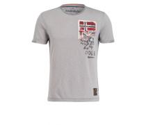 T-Shirt STAK - grau
