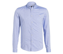 Hemd ALEX Slim-Fit - blau