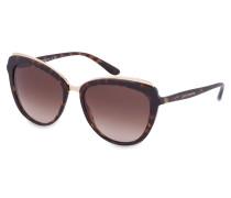 Sonnenbrille DG 4304 - braun