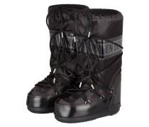Moon Boots NYLON GLANCE - 003 BLACK