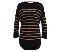 Pullover MEGG - schwarz/ braun