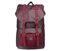 Rucksack LITTLE AMERICA 25 l - bordeaux