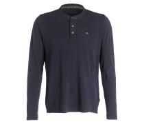 Henley-Shirt SHENLEY - marine