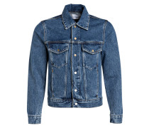 Jeansjacke - blue vintage denim