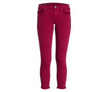 7/8-Jeans - rot
