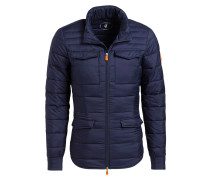 Fieldjacket DULL 5 - navy