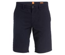 Shorts SLENDER - blau