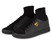 Hightop-Sneaker CLYDE - schwarz