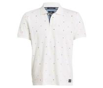 Piqué-Poloshirt JETSAM - weiss