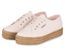 Plateau-Sneaker 2730 COTROPEW - HELLROSA