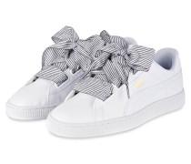 Sneaker BASKET HEART - weiss