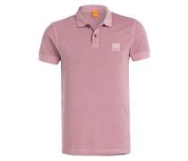 Piqué-Poloshirt PASCHA Slim-Fit - altrosa