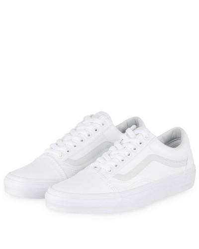 Sneaker OLD SKOOL - WEISS