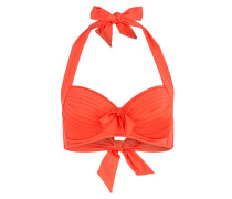 Neckholder-Bikini-Top SEAFOLLY - orange