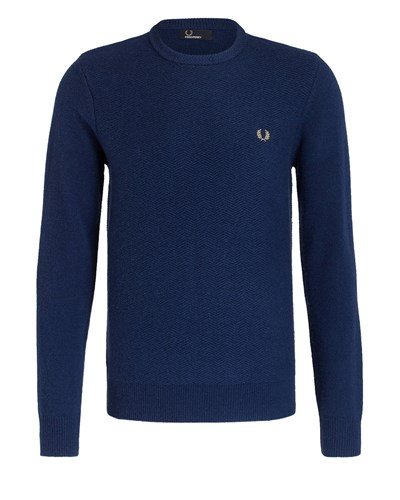 fred perry herren fred perry strickpullover 29 reduziert. Black Bedroom Furniture Sets. Home Design Ideas