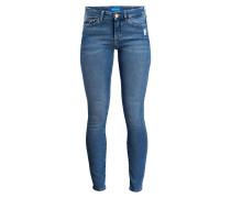 Skinny-Jeans BUDDY - blau